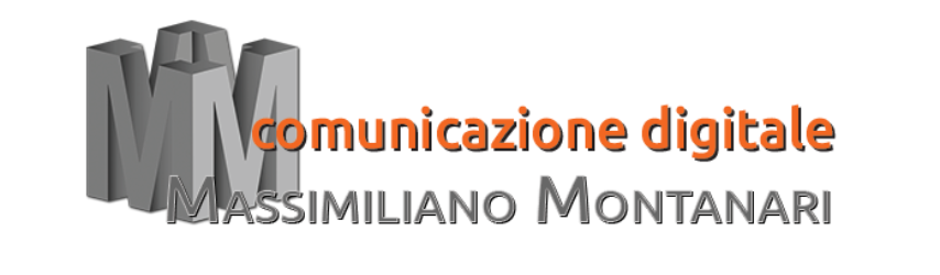 Massimiliano Montanari | comunicazione digitale | social media manager