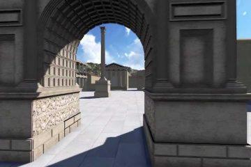 archeologia virtuale