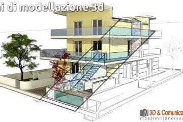 LABORATORIO MODELLAZIONE 3D cervia, ravenna