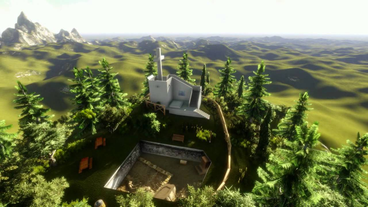 rontana archeologia 3d